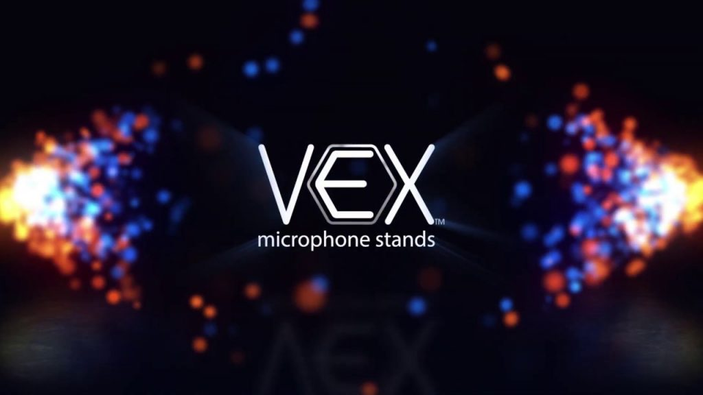 microphone stands, vex stands