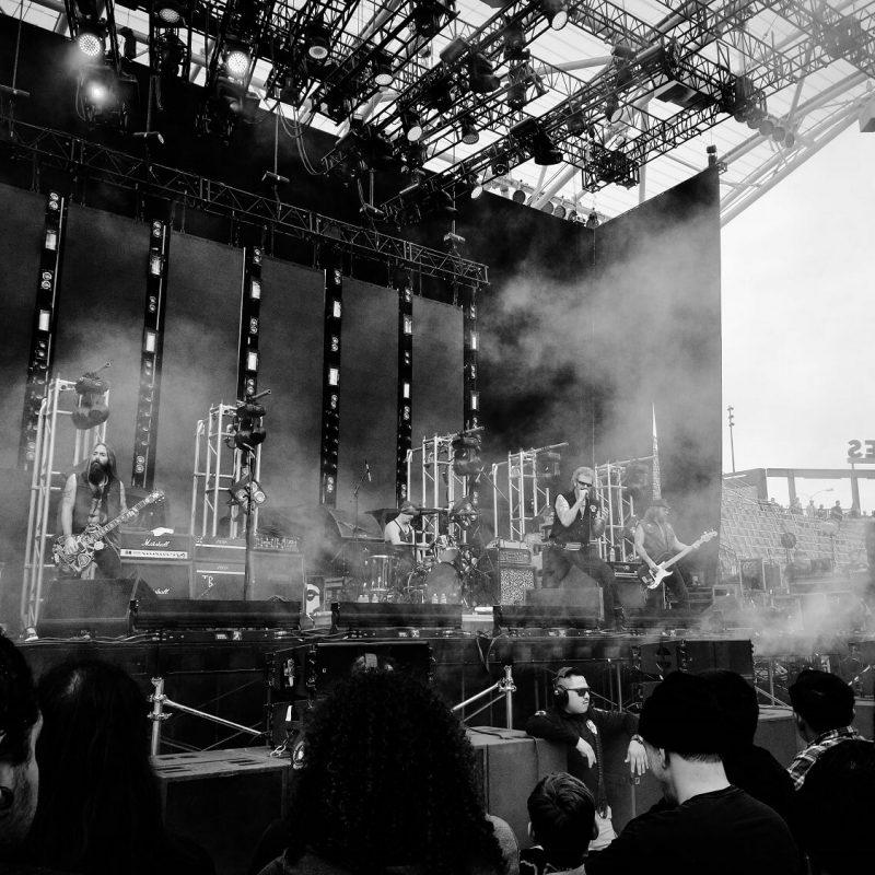 Live Music Covid 19