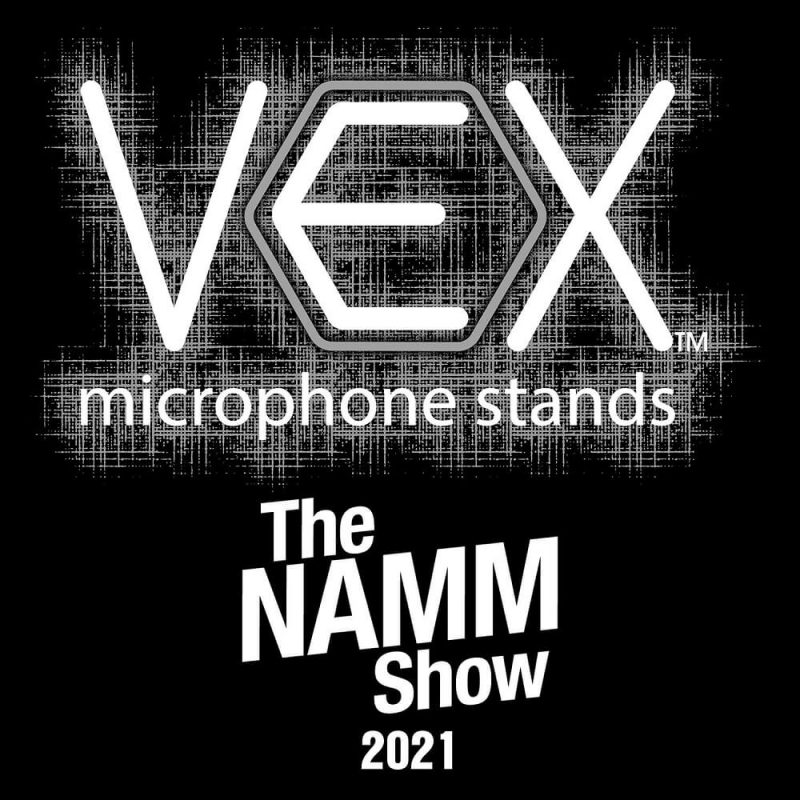 """With the cancellation of the summer NAMM, 2020 in Nashville vendors and industry look for-ward to the winter exhibition in Anaheim in January 2021, and VEX Stands is excited to debut our line of products along with other industry leaders. While social distancing restrictions may impact the nature of NAMM 2021, the organization is developing a plan to ensure the health and safety of all vendors and attendees while still fostering the sense of community and shared experience the event has become known for. VEX Stands plans to continue with our previously scheduled debut at NAMM 2021 and can't wait to show the music and performance equipment industry what we're about; innovative, over-engineered, thoughtfully designed equipment for working musicians and performers. In a statement regarding the summer exhibitions cancellation, NAMM Chair C.F. Martin and President Joe Lamond had this to say. """"As difficult as these days are, we gain strength and inspiration from the generations of NAMM members who came before us, overcoming every obstacle in their way. And in that spirit, we can just imagine the heartfelt celebrations that will occur when we are all together again in An-aheim next January. In the meantime, please stay safe and connected to each other; with perse-verance, vision and passion, we will succeed."""" Here at VEX, we have the same belief that connecting with our community and persevering through these unprecedented times will forge our strength and allow us to develop an even more profound sense of connection. We're in this together and working closely with musicians and performers to navigate what the future of live performance looks like from virtual concerts, to podcasts and more to allow eve-ryone to continue thriving amid the numerous closures of venues and DIY spaces and delay or cancellation of tours and shows. Connection to universal forces lies at the core of our design and values, and we will continue to tap into this to get to our next chapter."""